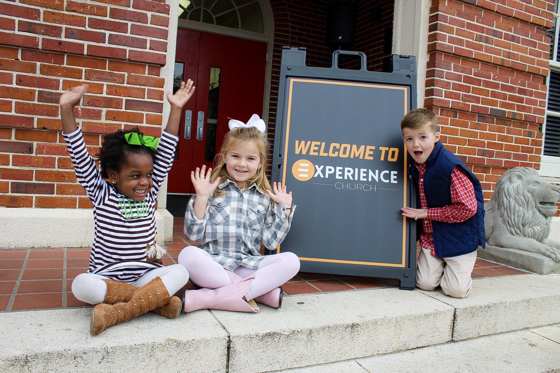 EXPERIENCE KIDS -