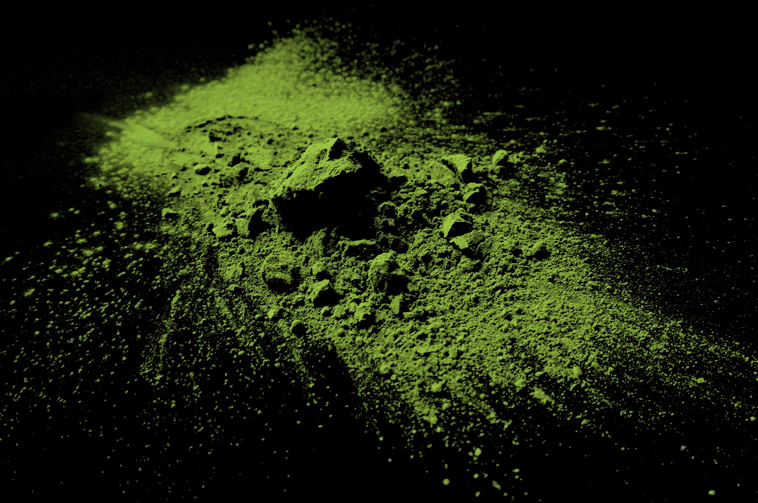 Matcha is powdered green tea but not all powdered green tea is matcha -