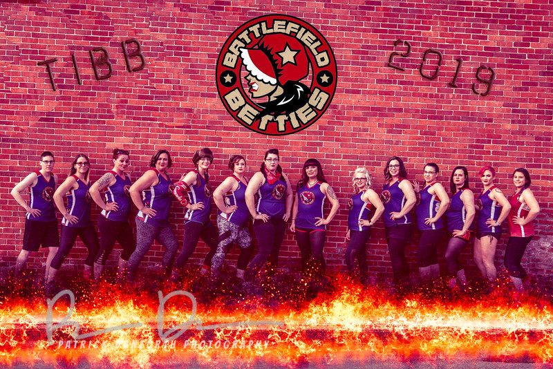 TI Battlefield BettiesRoller Derby - We are so excited to have a table at one of the TIBB's home games this year!Come out to see what will be an amazing roller derby event on Saturday, June 15th!Click here for more information!(Photo courtesy of Patrick Danforth Photography)