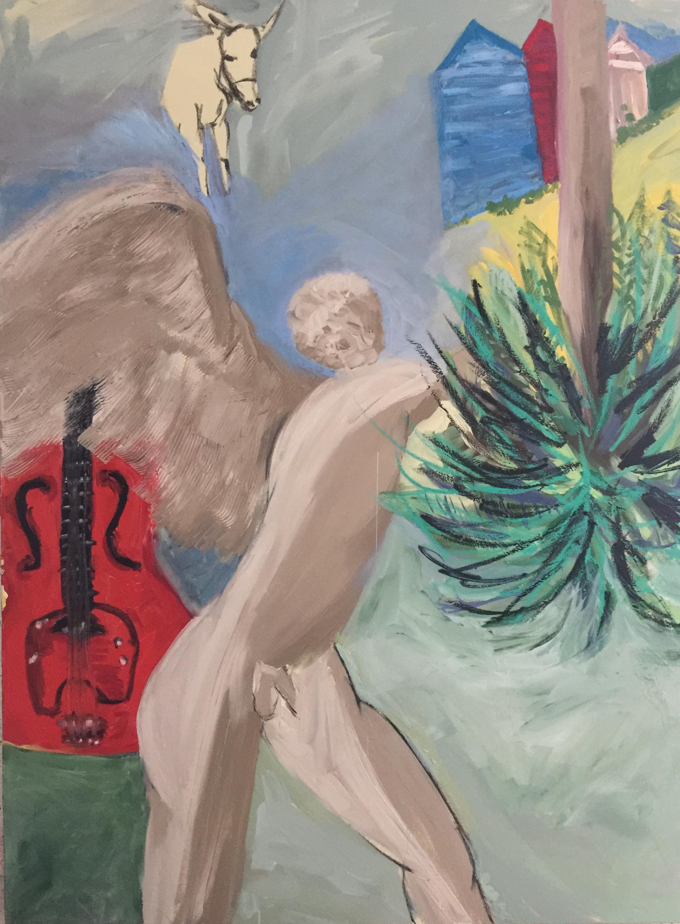 Patti Smith Land 250: Cupidon, L'Hermitage St. Petersburg; Steel Guitar d'Oliver Ray; Palmier, Nuit, Florida; Cabanes de Plage, Southwold; Ane, Namibie.