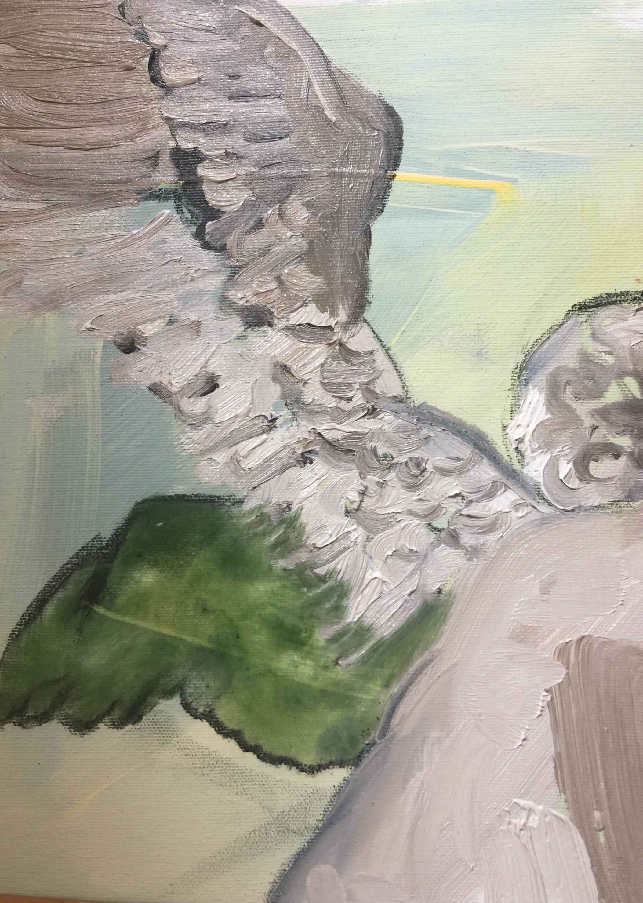 Patti Smith Land 250: Cupidon, L'Hermitage, St. Petersburg.