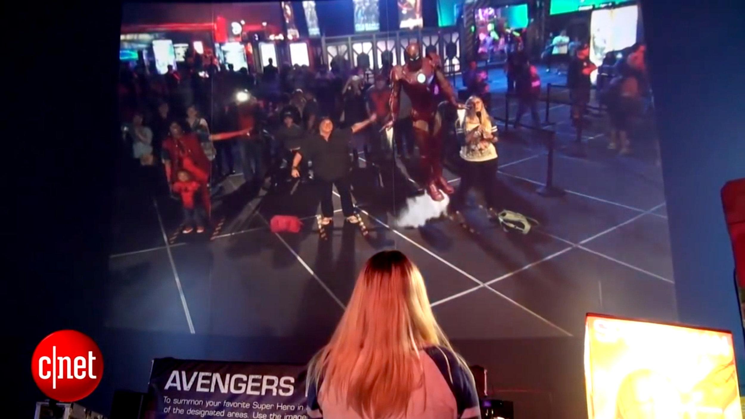 Marvel Studio - Avenger's Wall