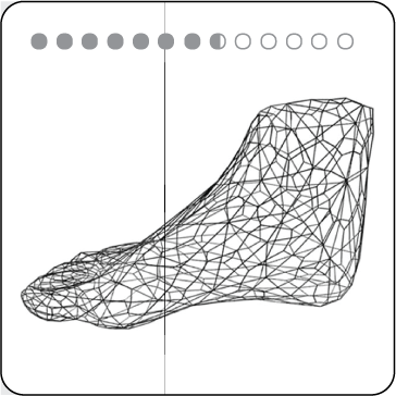 Scan & Analyze User's Feet