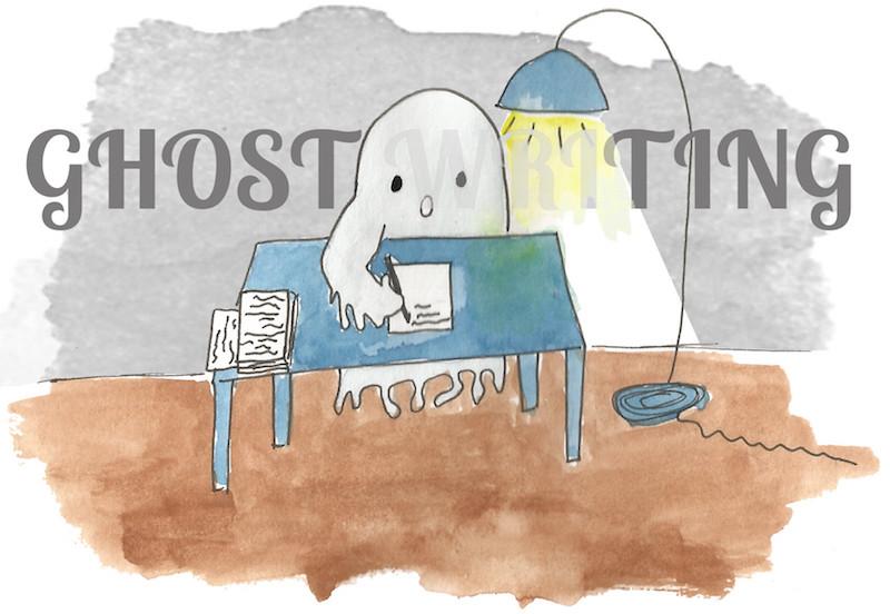 GhostWriting-C