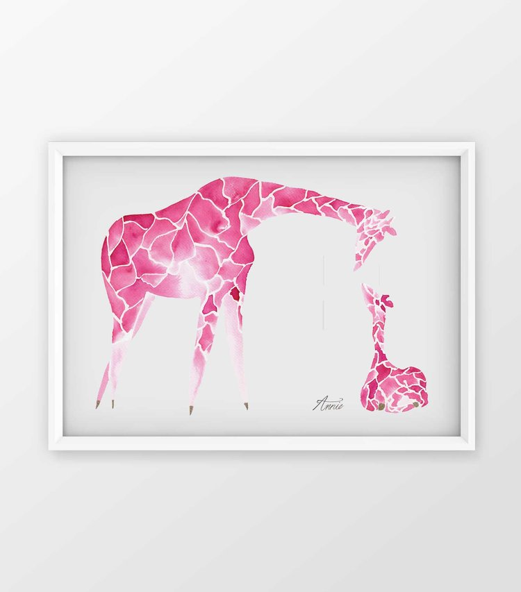 GiraffeMumPink-PosterB.jpg
