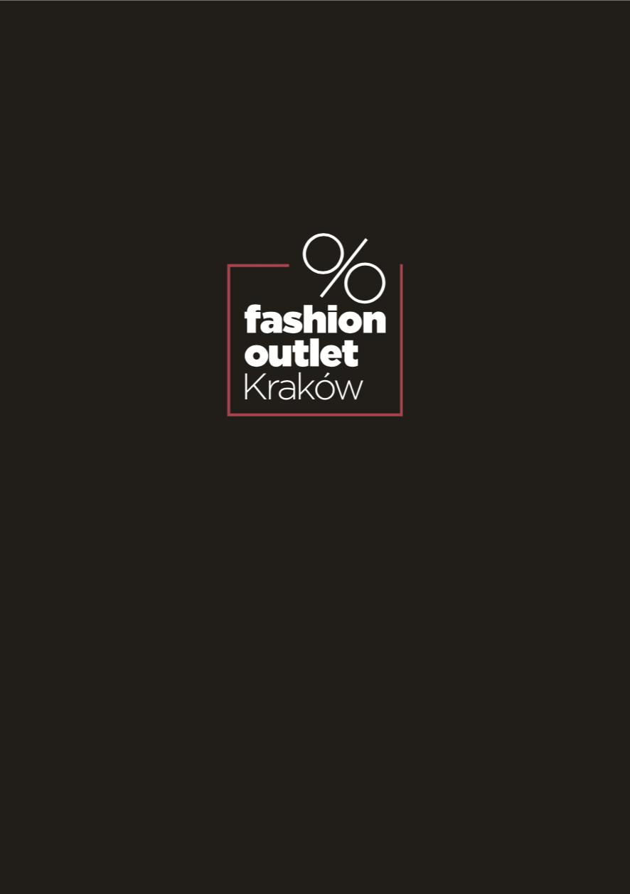 Fashion Outlet Kraków - Leasing Brochure 2018/19