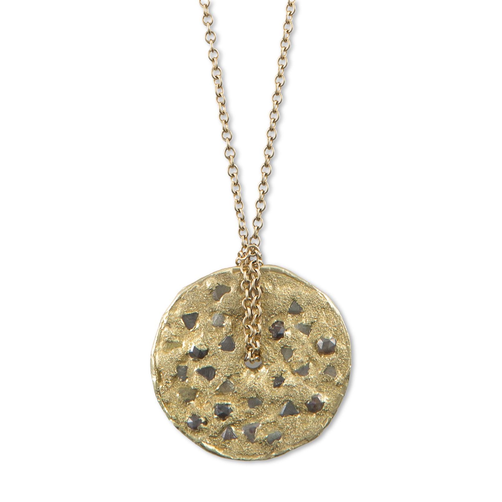 <h3>lasso disc with diamonds</h3>