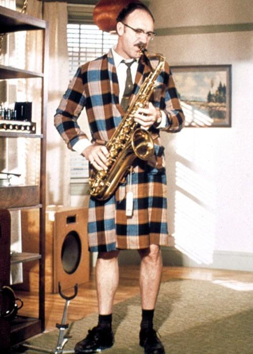 Gene Hackman as Harry Caul in The Conversation