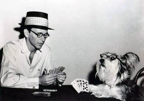 Frank-Sinatra-on-set-of-The-Tender-Trap