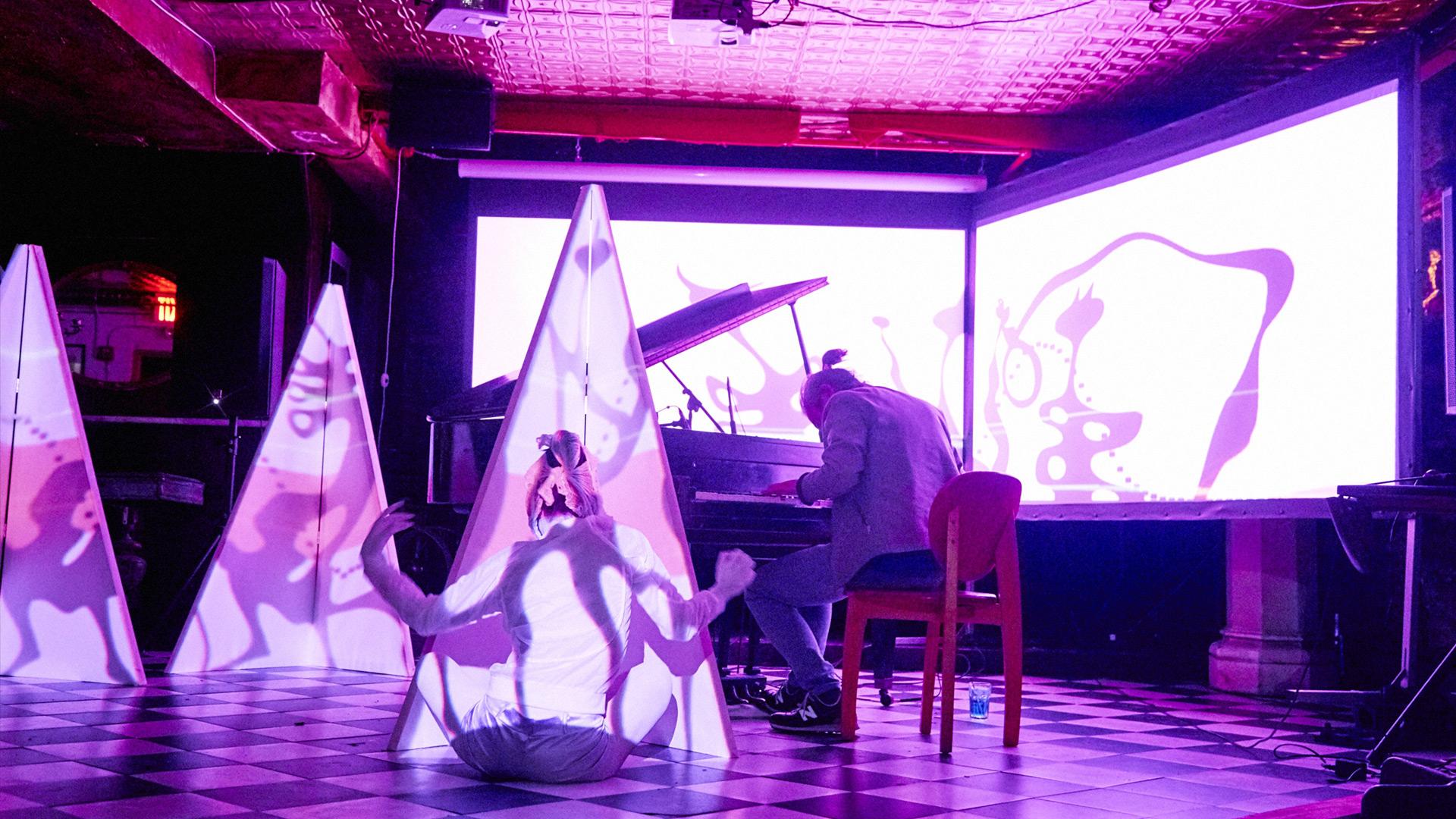 - Piano Warp