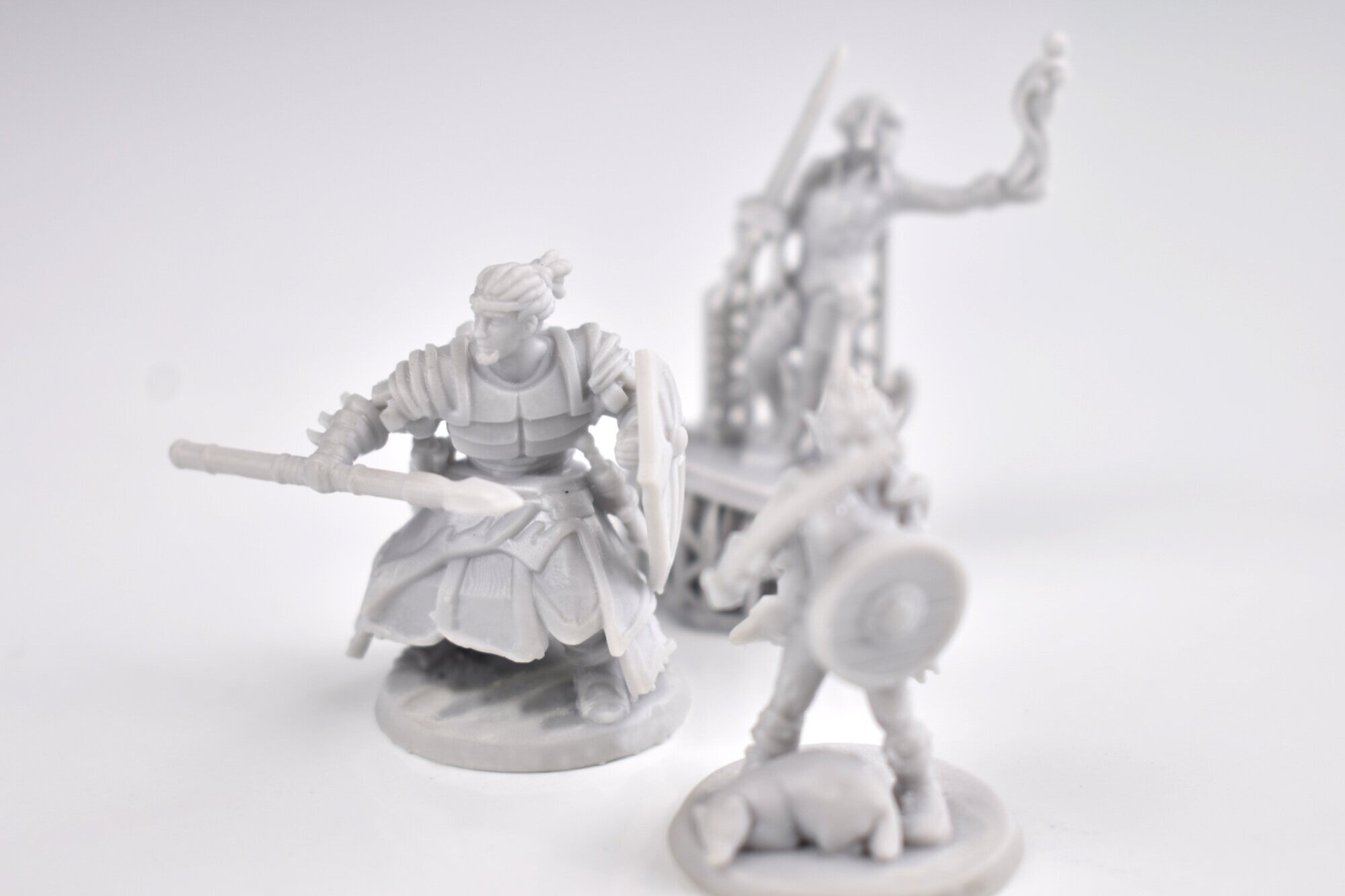 Miniatures and Gaming -