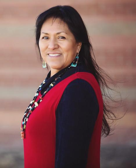 Eldrena Douma - Storytelling was a way of life in Eldrena's upbringing. She grew up in New Mexico and Arizona among the Pueblo tribes of the Laguna, Tewa & Hopi. Activities with family and friends included listening to songs and stories. Eldrena pursued and obtained her Master's degree in Elementary and Early Childhood education to impact the lives that surrounded her. Her experiences as a public school teacher and her unique Native upbringing benefited her tremendously as she began her next journey as a professional storyteller, author, and workshop presenter. In 1993, she was encouraged to teach through storytelling about her life experiences, sharing the history of the Pueblos and their contributions to our country. Eldrena travels the country offering captivating stories, a variety of recorded music, and historical accounts from Native American tribes. For example, a story presentation,