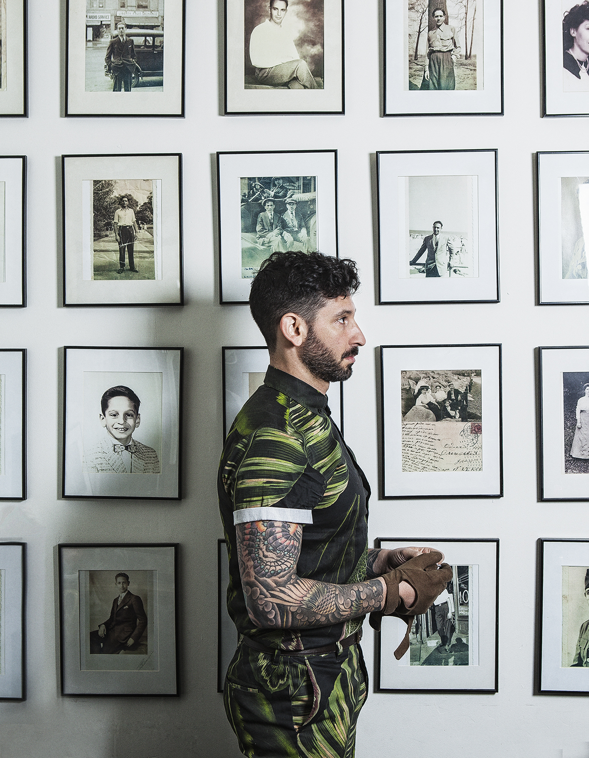 Founder, Joshua Katcher - In 2010, Brave GentleMan was launched, becoming the first vegan lifestyle menswear brand in the world.VOGUE says that,