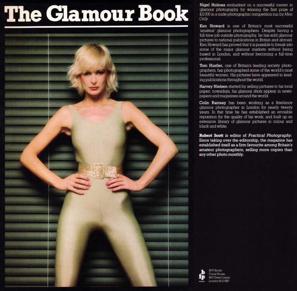 The Glamour Book COVER 1982 BFP Books ISBN 0 907297 01 3-side.jpg