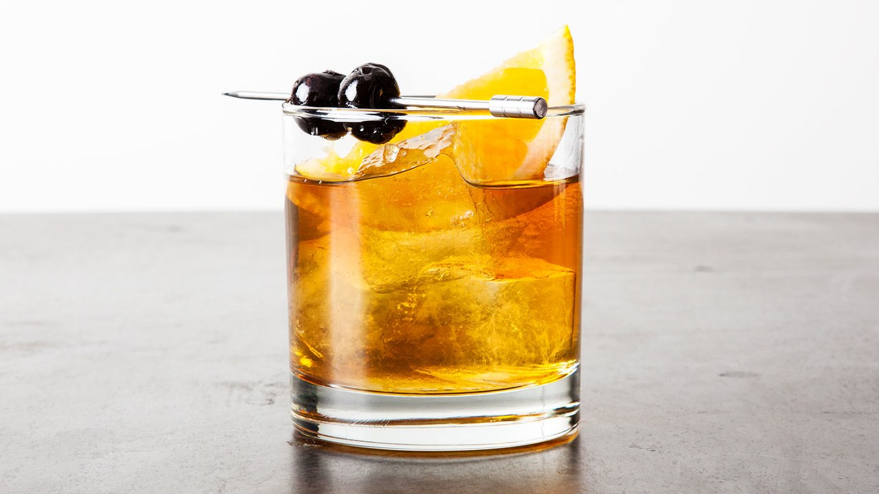 BA's Best Old-Fashioned