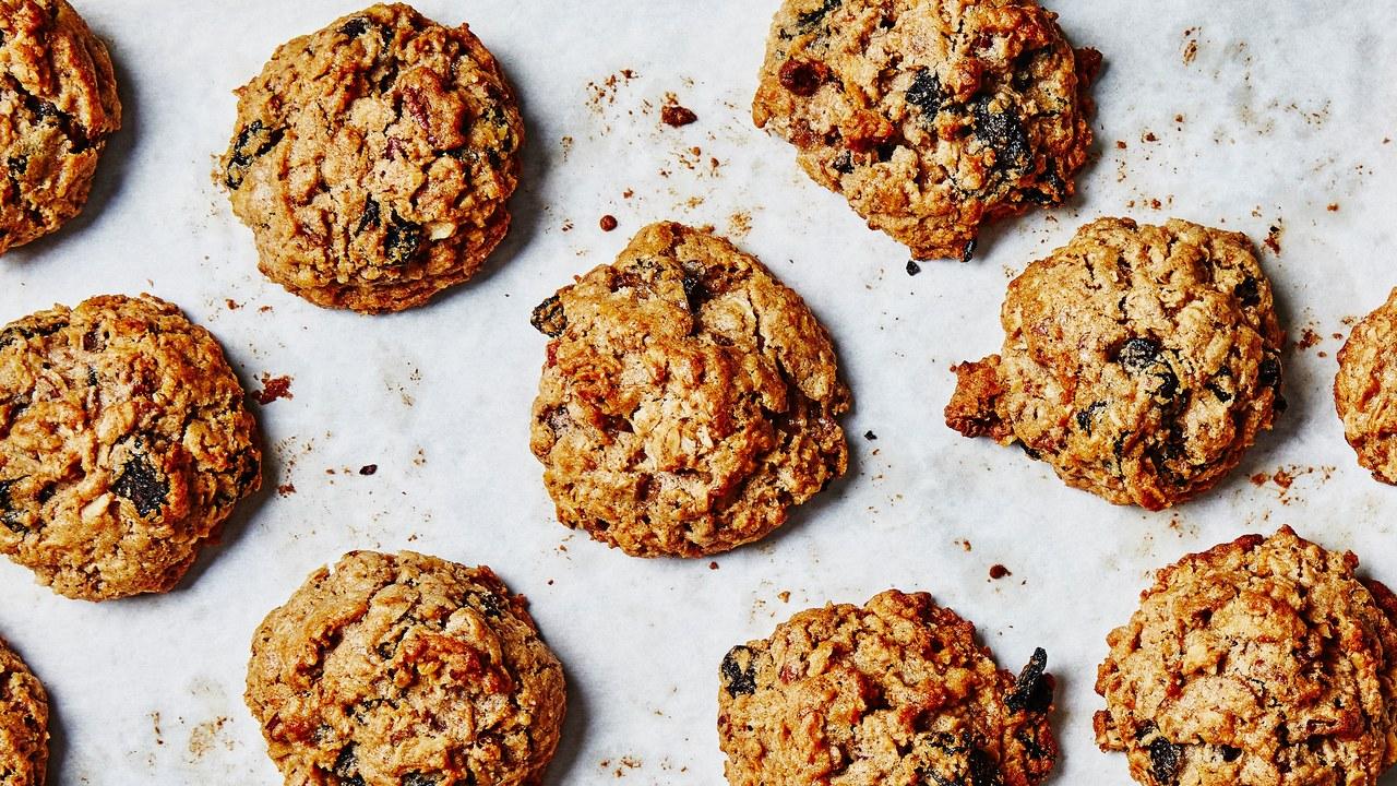 BA's Best Oatmeal-Raisin Cookies