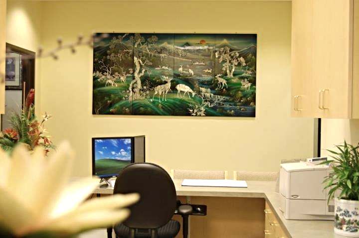 Patient Check-out: e nd your appointment by checking out with our friendly front office staff.