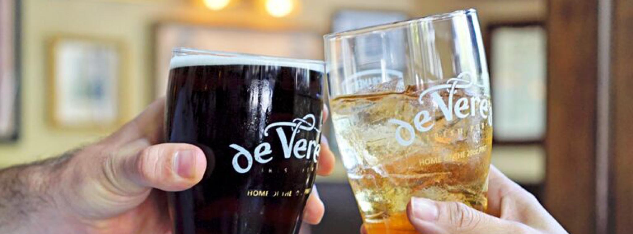 Beer & Wine Menu - Featuring local rotating Craft Beer