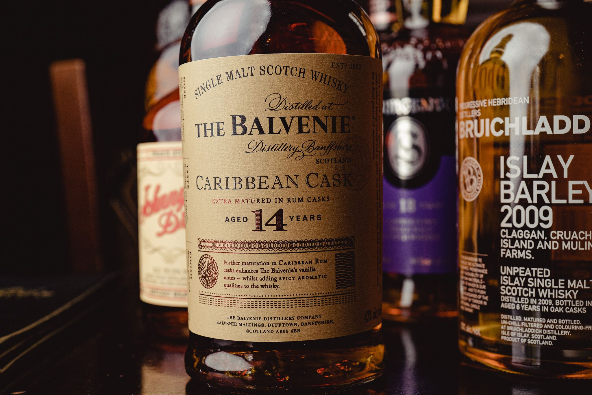 Celebrate With Us… - Choose your whiskey pairing today