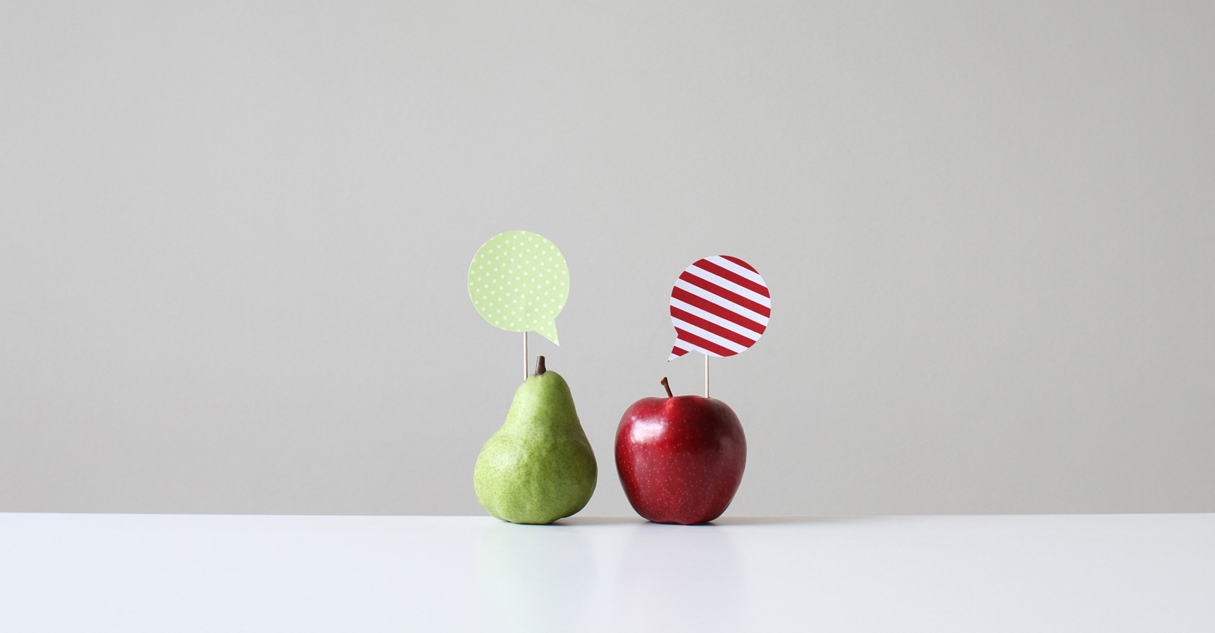 pear and apple chatting.jpg
