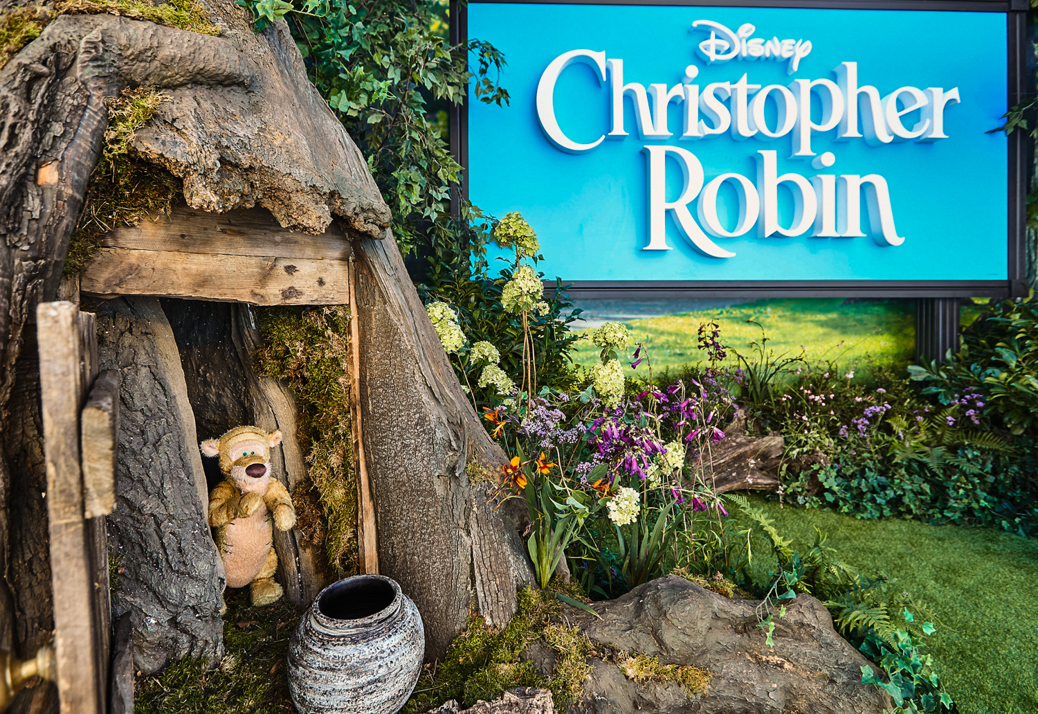 AD Events - Christopher Robin