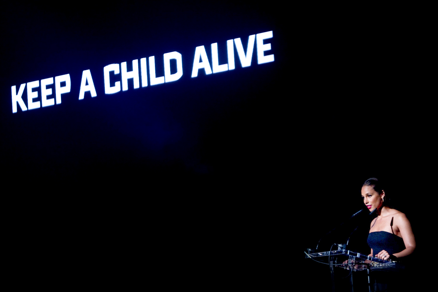 AD Events - Keep a Child Alive