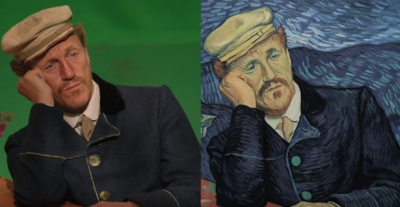 L - Loving Vincent to be Shown