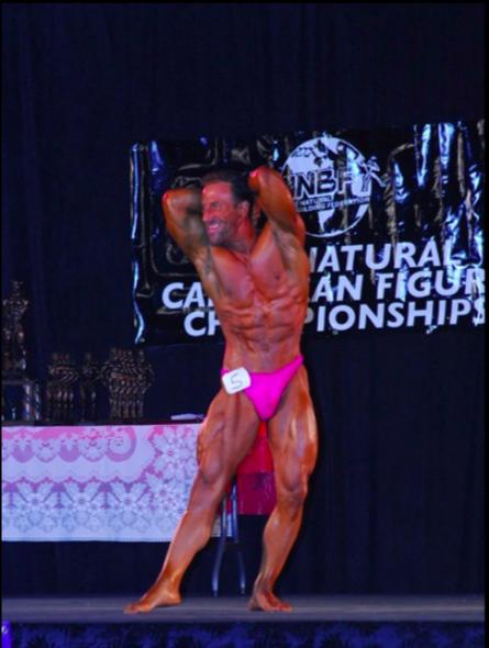 WNBF Mr Universe Contest