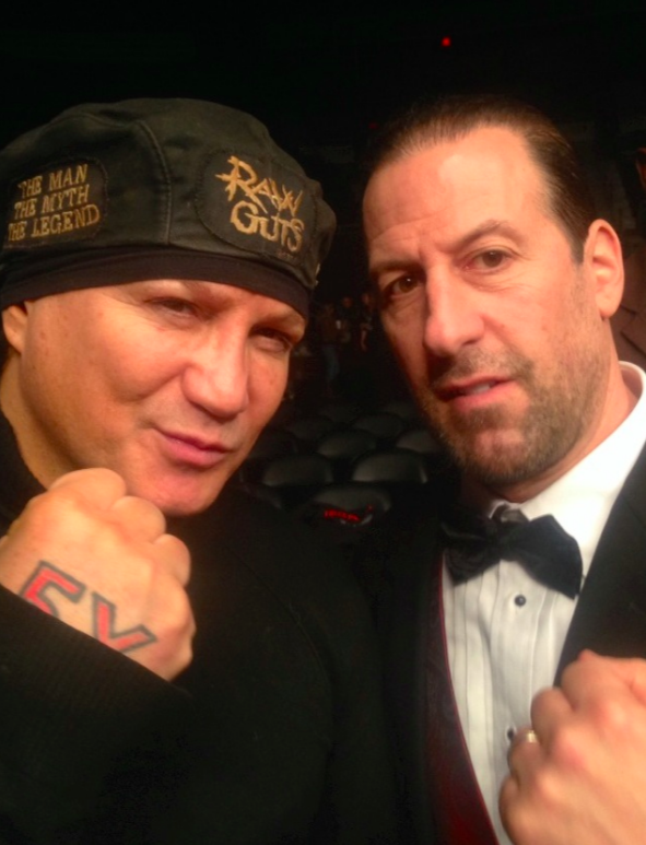 Bleed for This (with Five-time World Champion Vinny Paz)