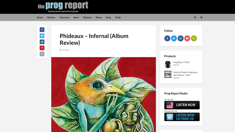the Prog Report