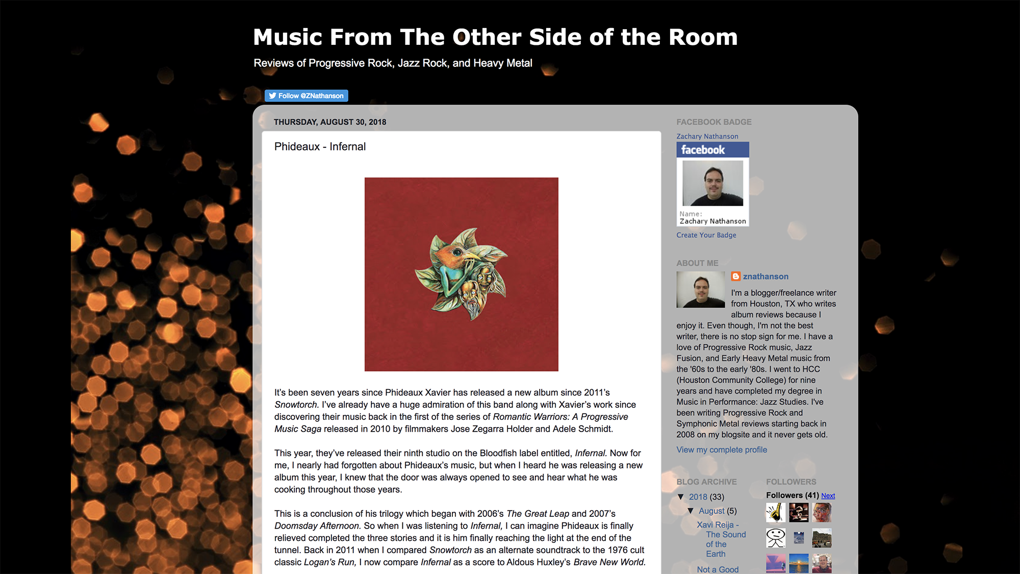 Music From The Other Side of the Room