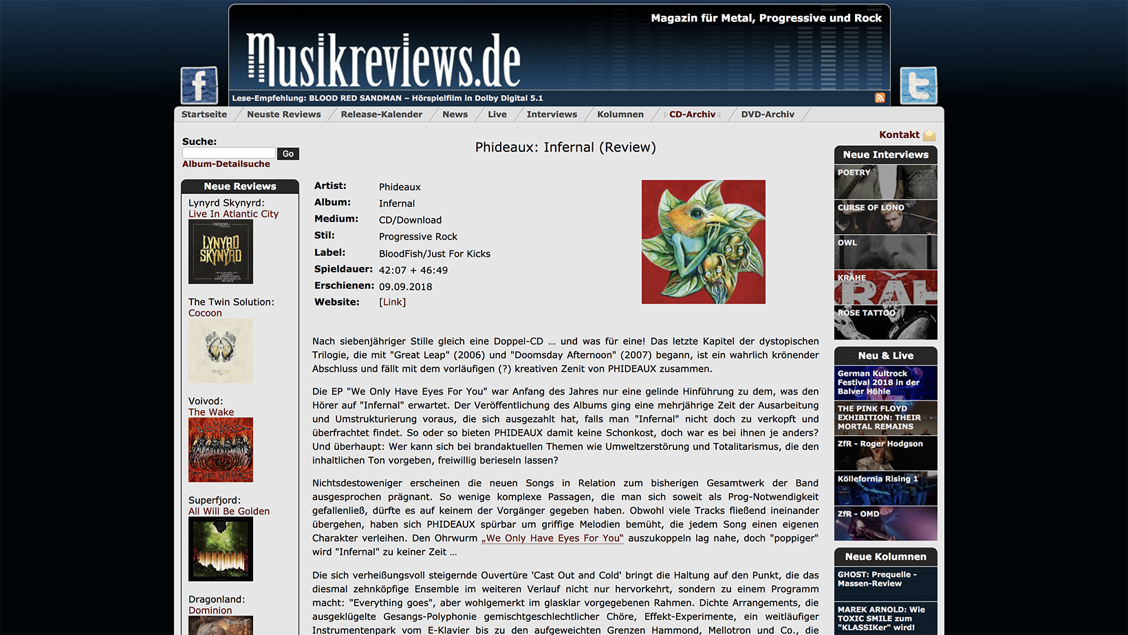 Musikreviews.de