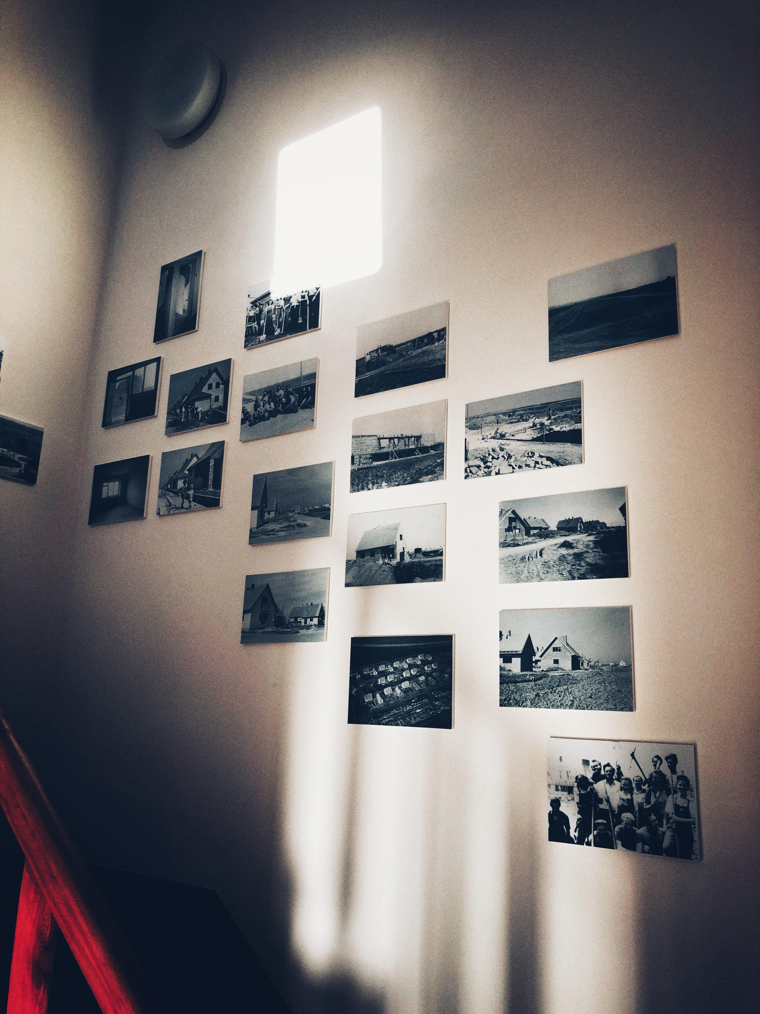 new lidice museum - original interior