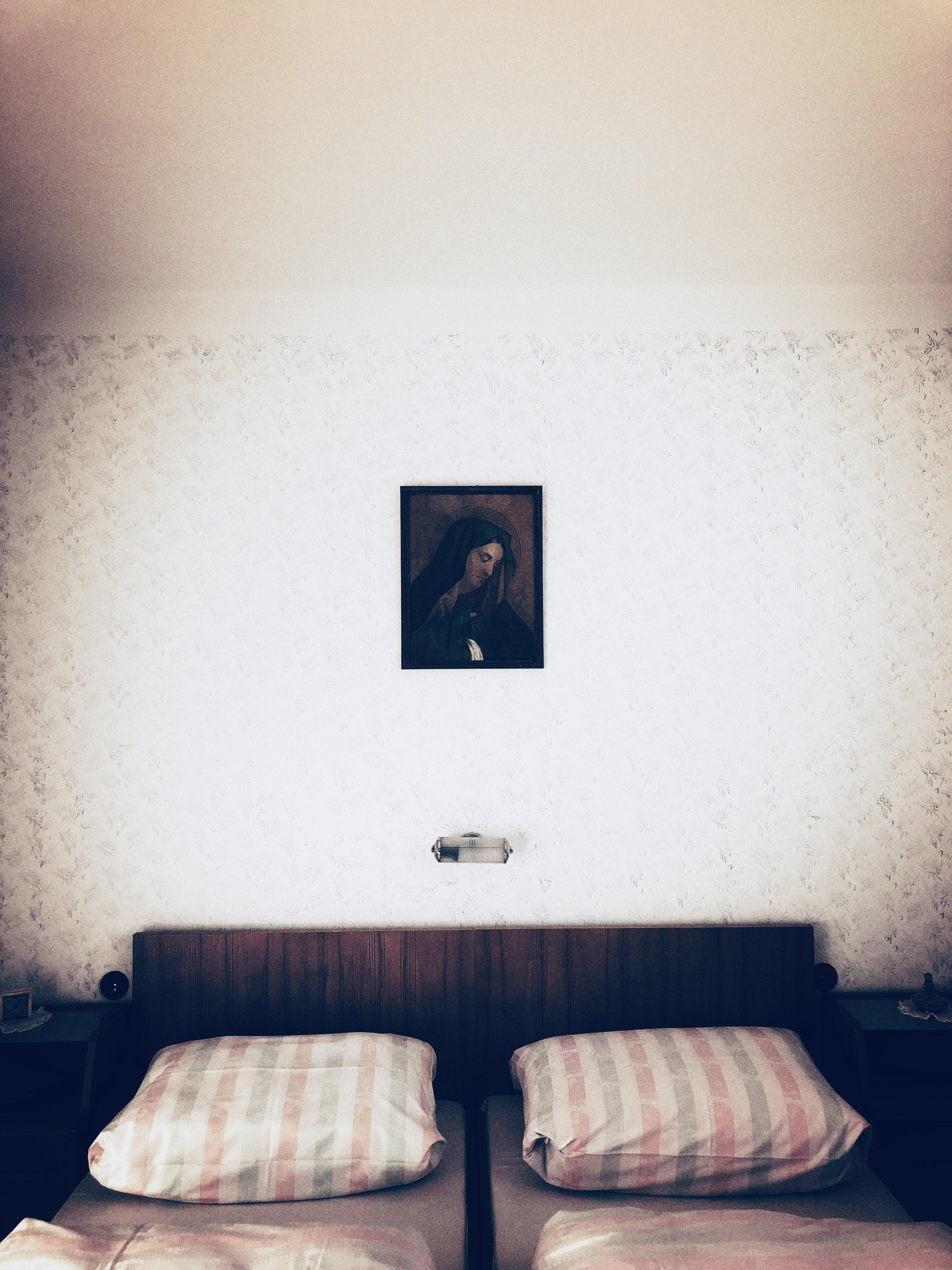 bedroom - new lidice museum