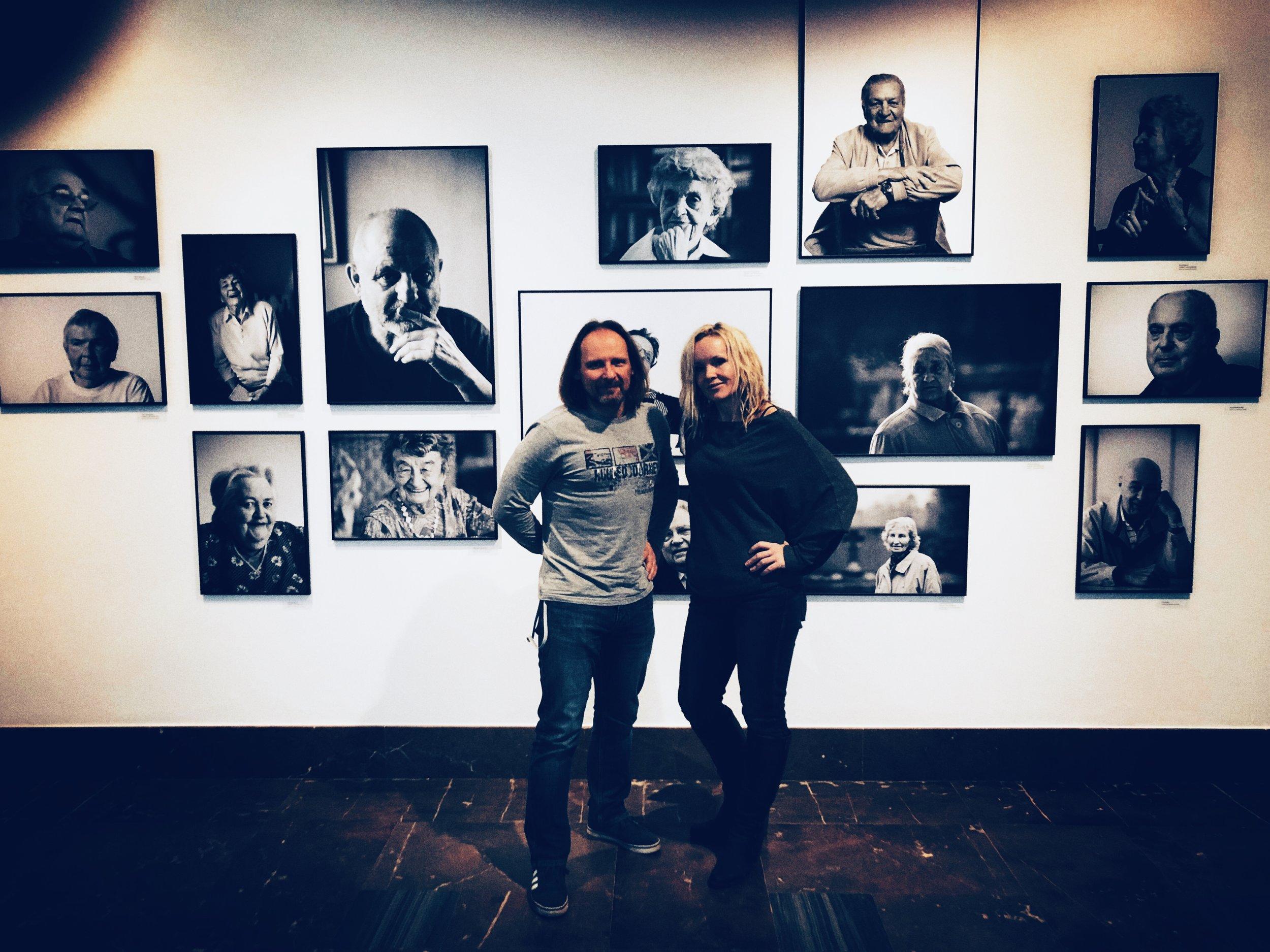 martin homola, his photos of survivors