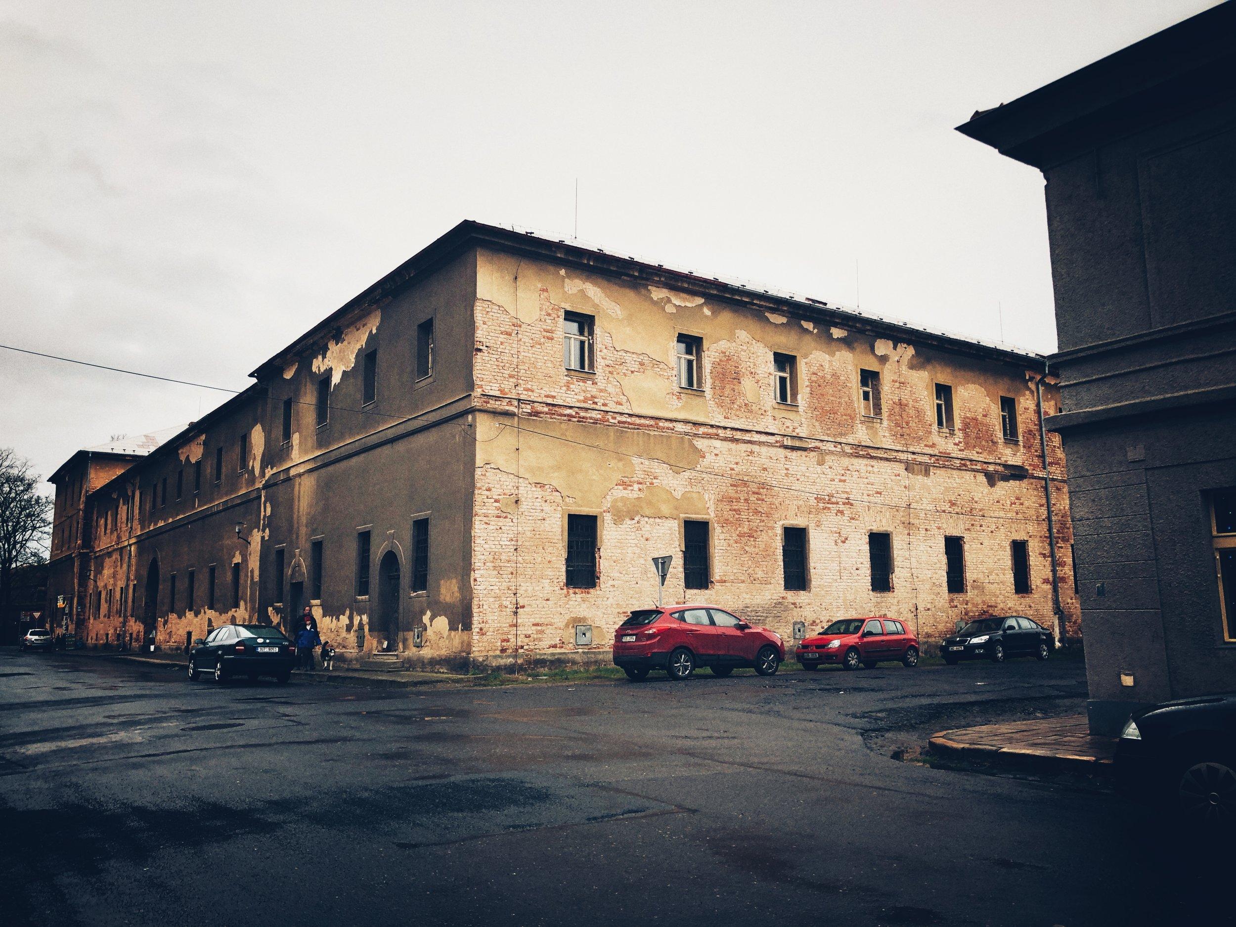 barracks block