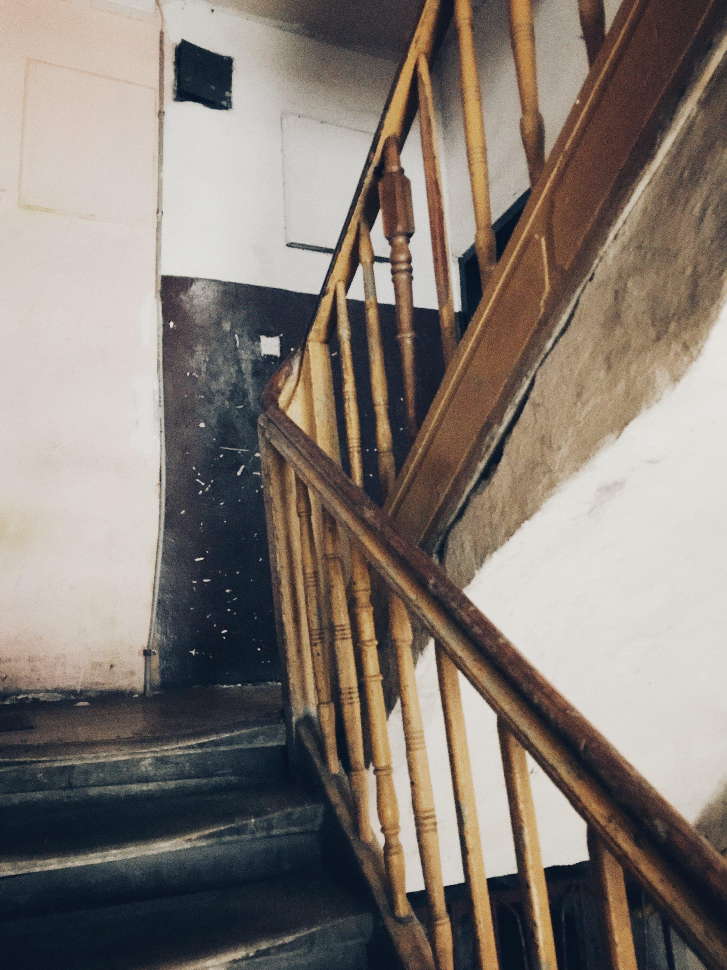 staircase, ghetto