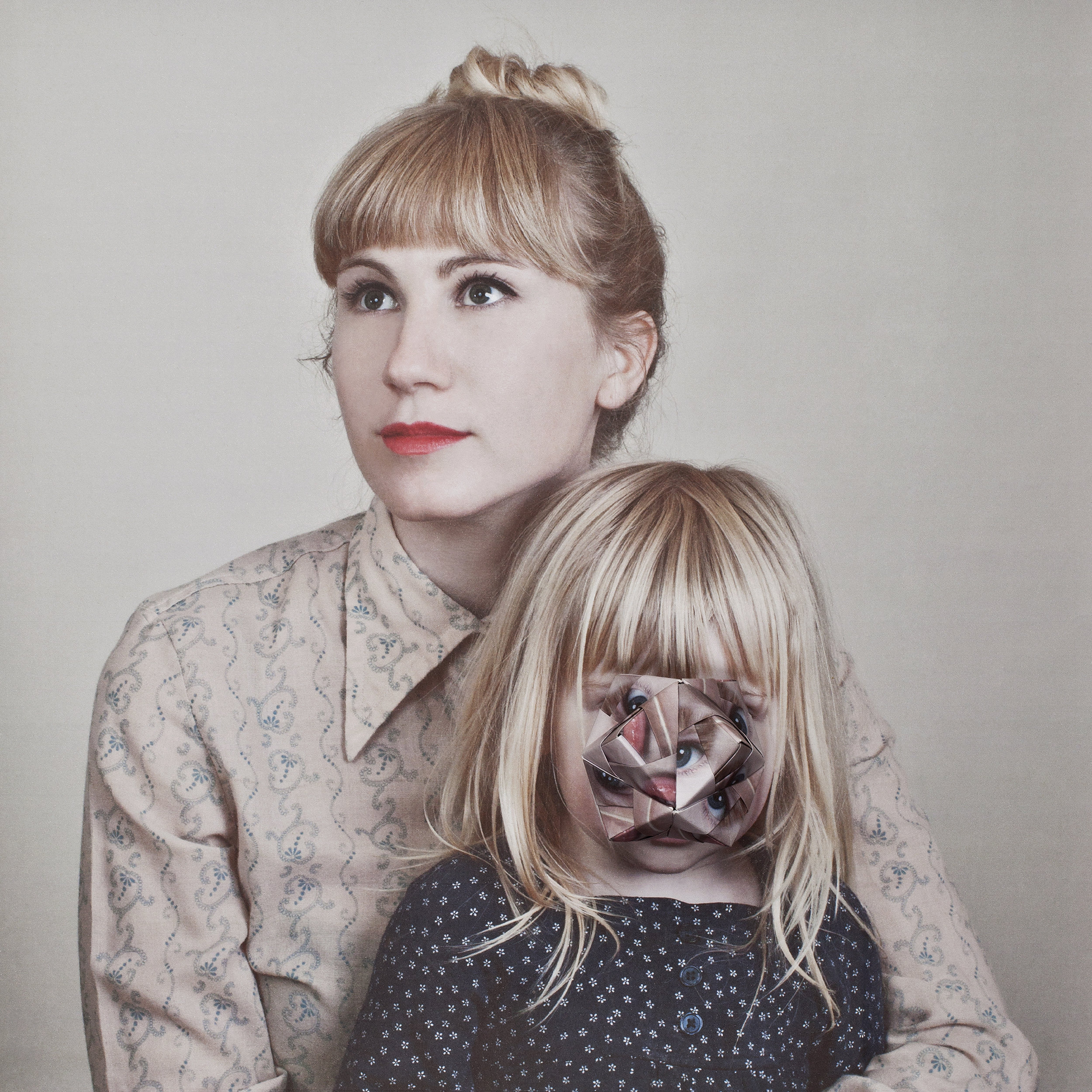 Alma Haser,  Patient No. 6 (Lily and Anastasia) , 2013  Digital pigment print, 60 x 60 cm (approx. 24 x 24 in), edition of 10   Inquire