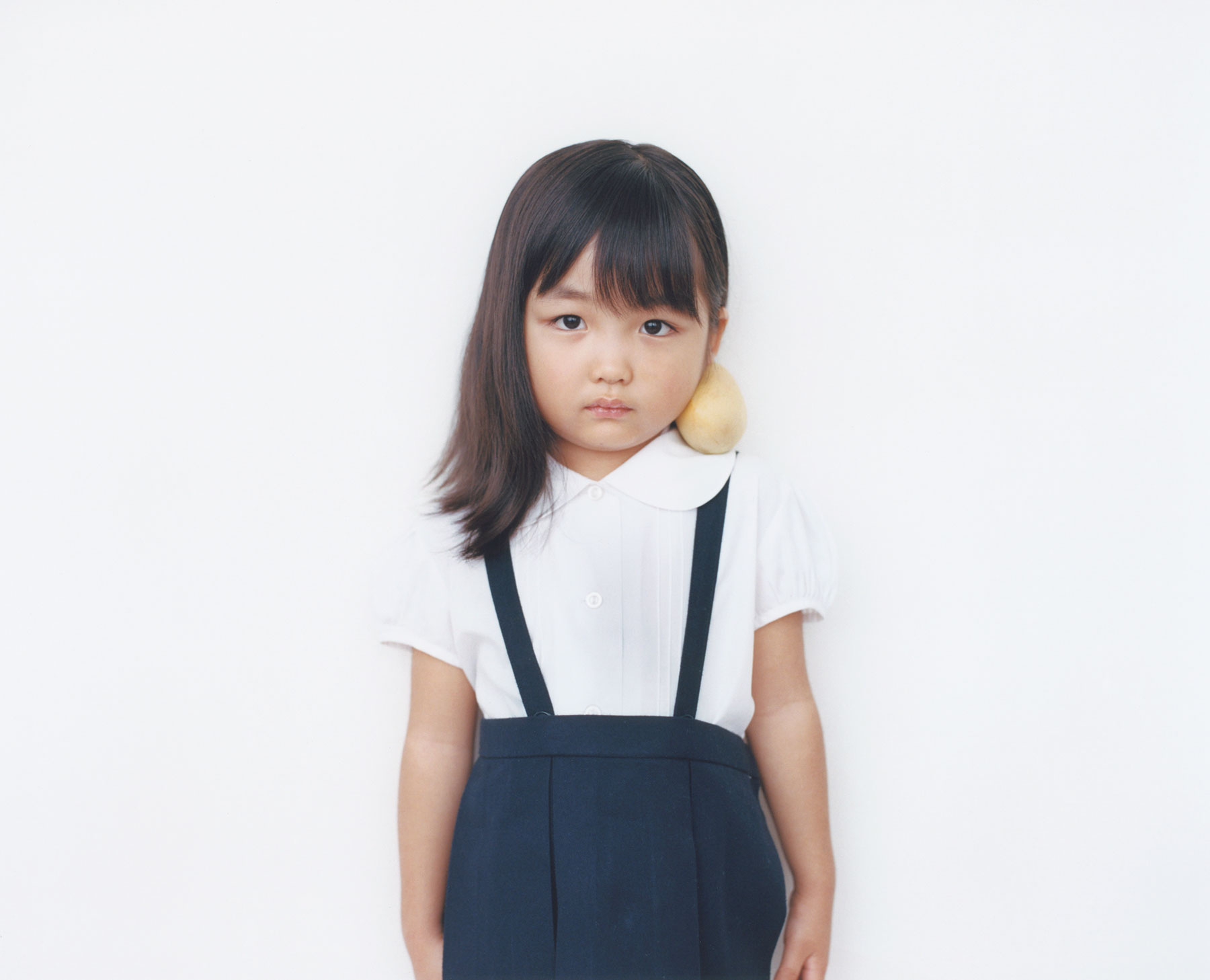 Osamu Yokonami,  1000 Children: Mango No. 16 , 2010-2013  Digital pigment print, 895 x 1105 mm (approx. 35 x 43.5 in), edition of 5; 146 x 168 mm (approx. 5.75 x 6.6 in), edition of 10   Inquire