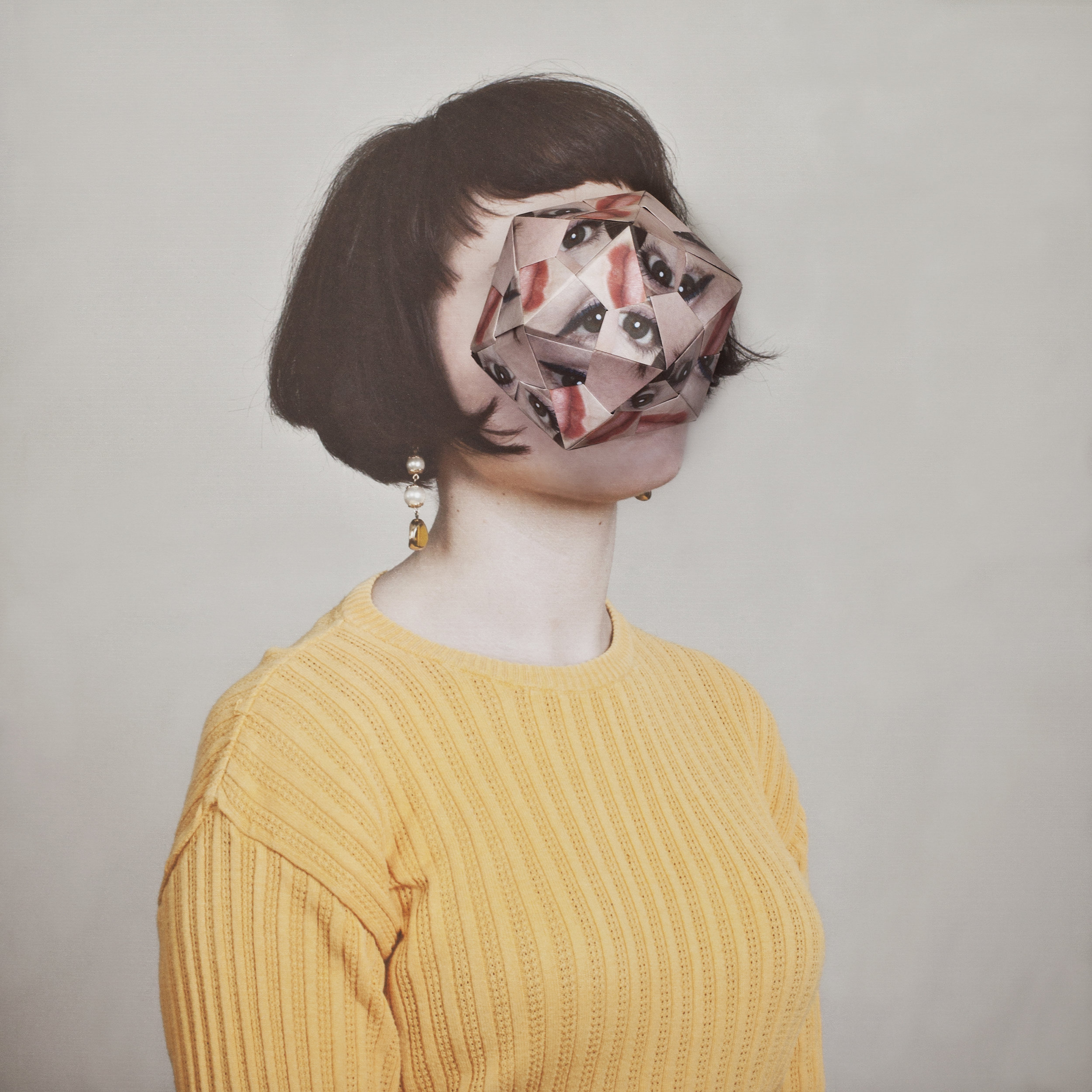 Alma Haser,  Patient No. 3 (Cassie) , 2013  Digital pigment print, 60 x 60 cm (approx. 24 x 24 in), edition of 10   Inquire
