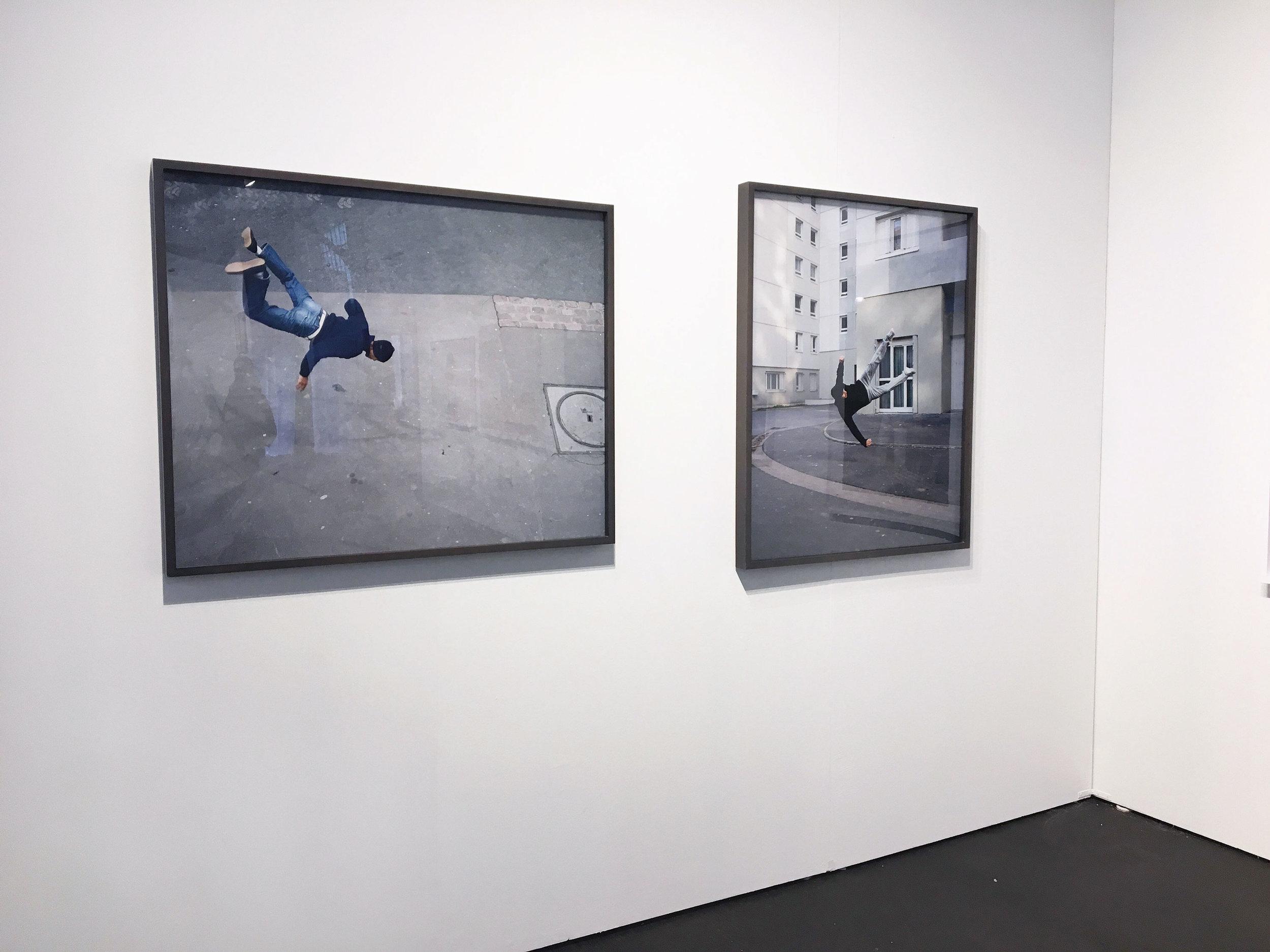 Denis Darzacq, Laura Plageman, and Osamu Yokonami at Photofairs San Francisco 2017    Inquire