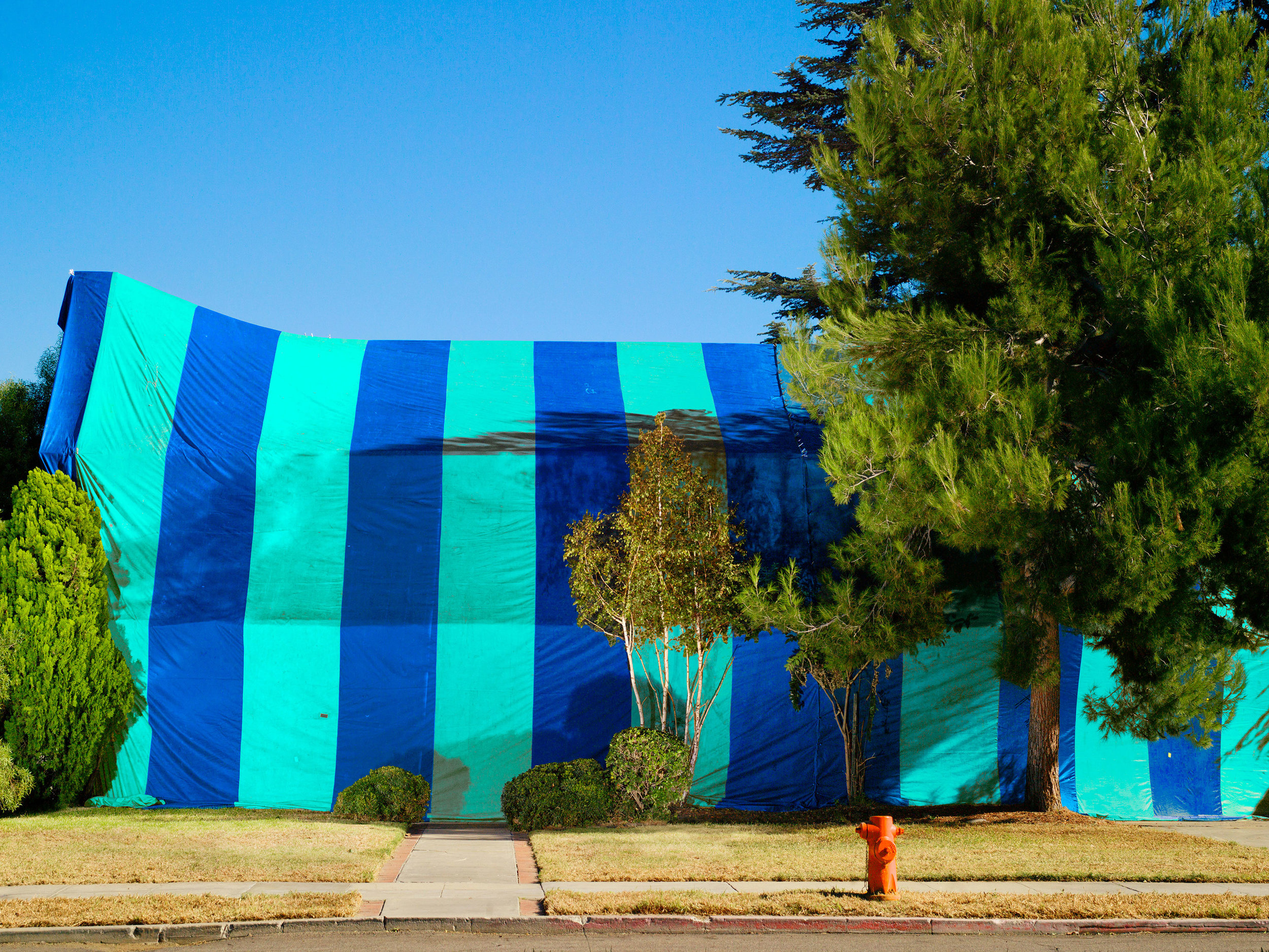 Ramona Rosales,  The Griswold House , 2015  Digital pigment print, 30 x 40 in, edition of 5; 20 x 24 in, edition of 5   Inquire