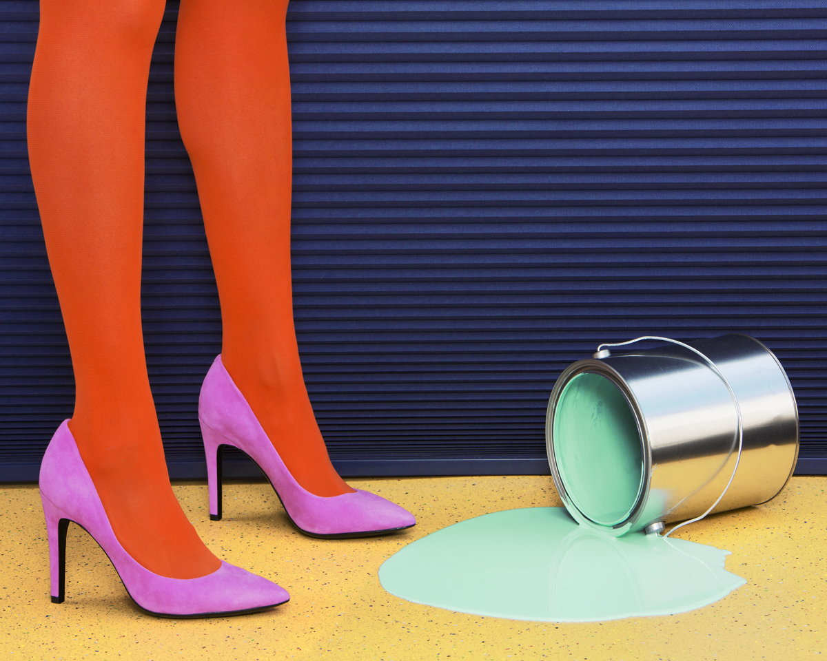 Ramona Rosales,  Can Can , 2014  Digital pigment print, 30 x 40 in, edition of 5; 20 x 24 in, edition of 5; 16 x 20 in, edition of 10   Inquire