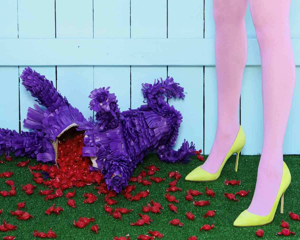 Ramona Rosales,  Olé , 2014  Digital pigment print, 30 x 40 in, edition of 5; 20 x 24 in, edition of 5; 16 x 20 in, edition of 10   Inquire