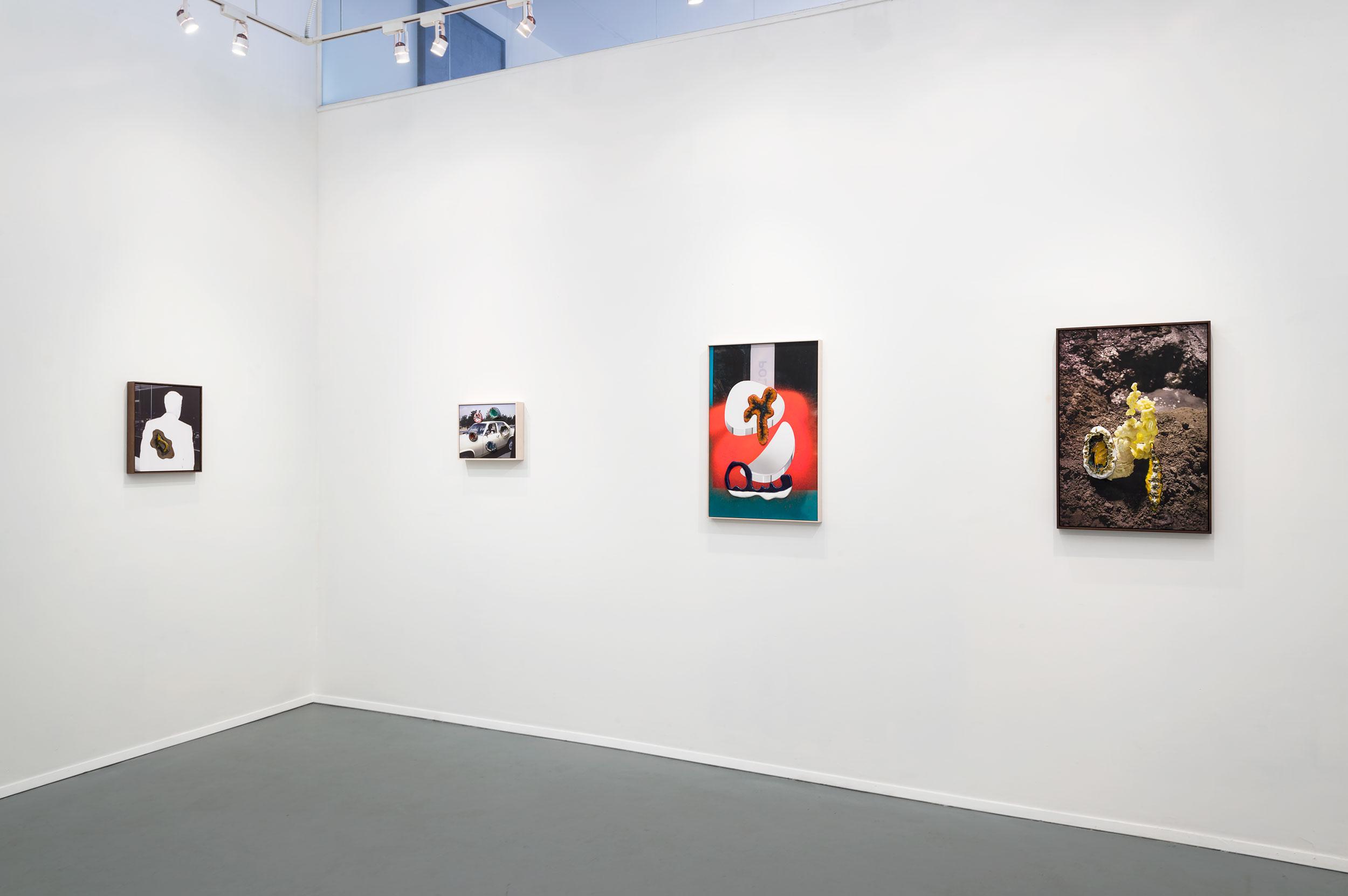Denis Darzacq & Anna Lüneman: Doublemix , De Soto Gallery, Los Angeles, installation view   Inquire