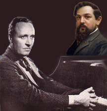 Danielle Ericourt and Claude Debussy