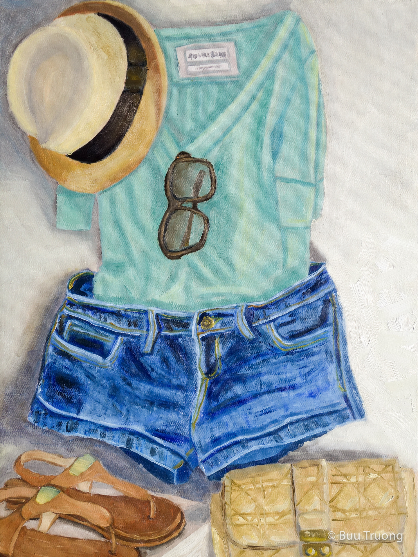 Ready for Summer - SOLD