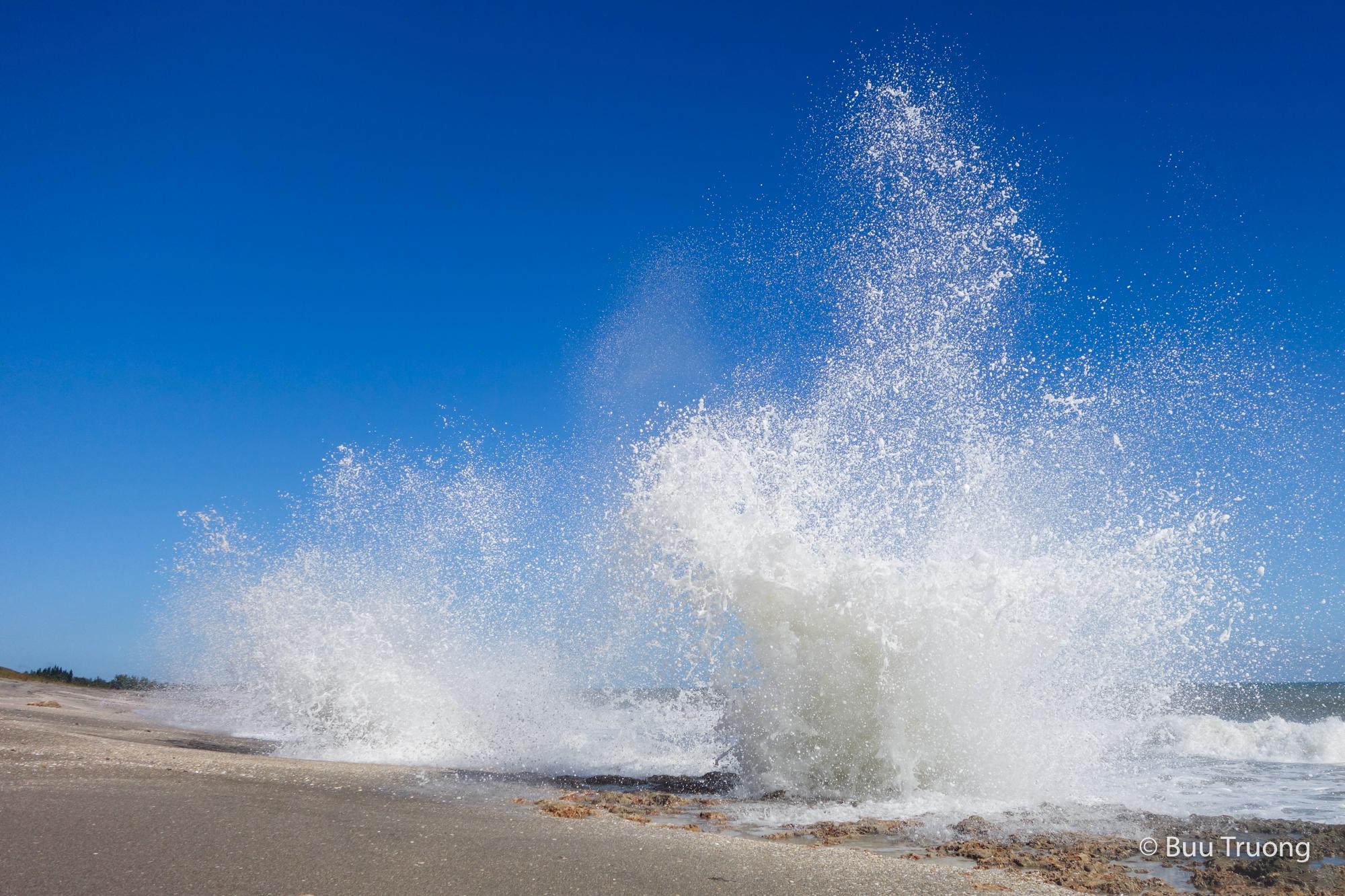 Blowing Rocks Preserve - Tall Crash