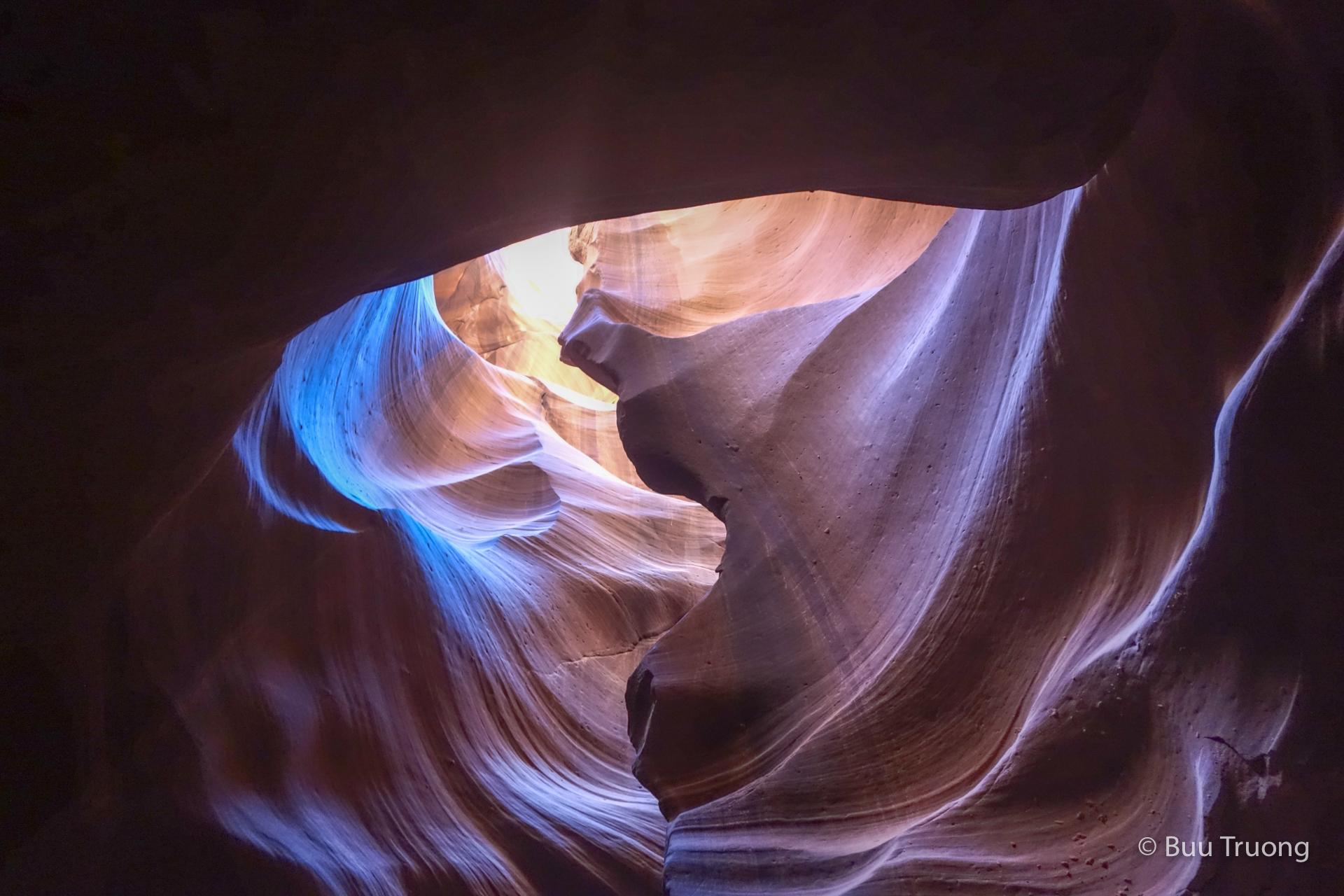 Antelope Canyon - Heart