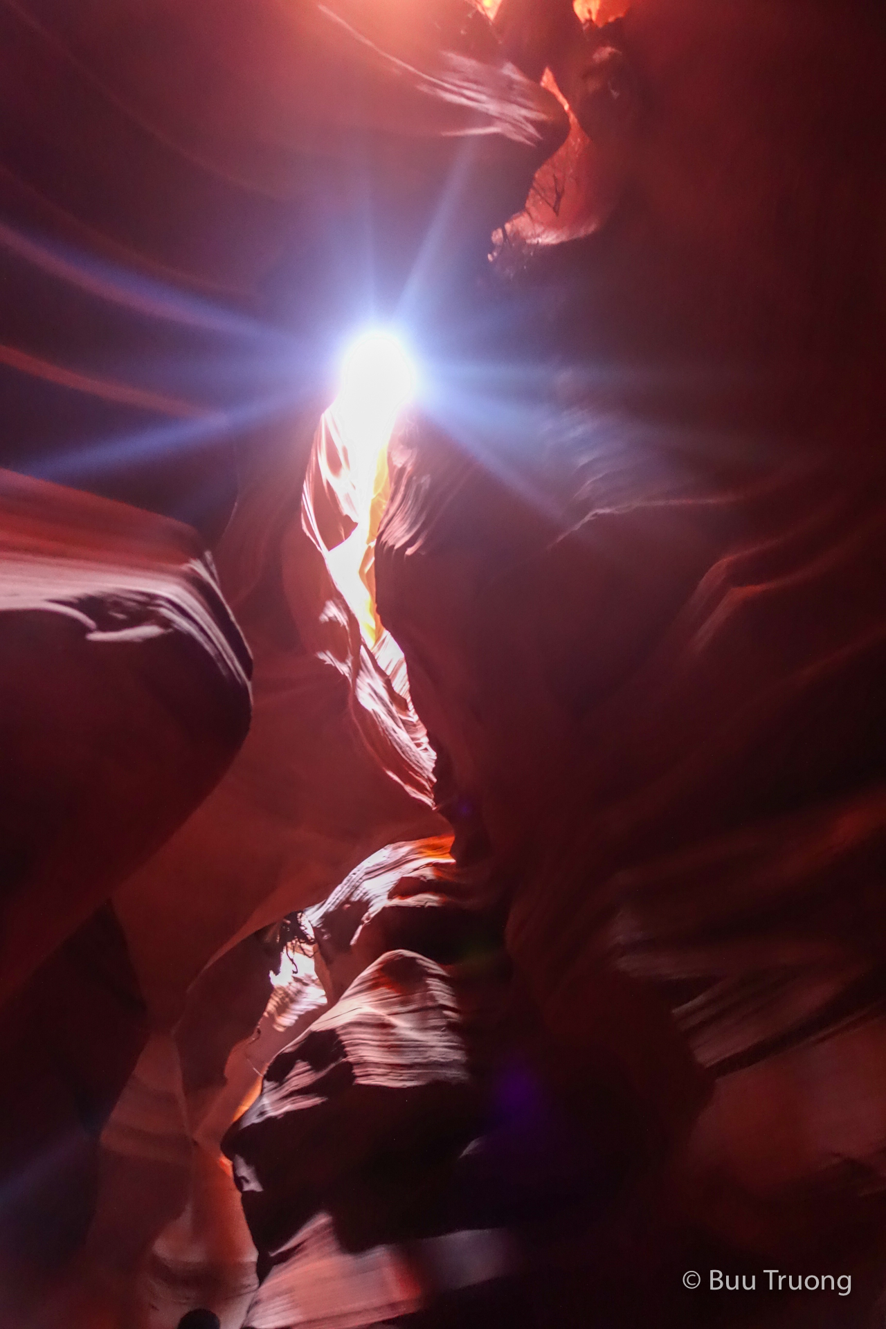 Antelope Canyon - Light